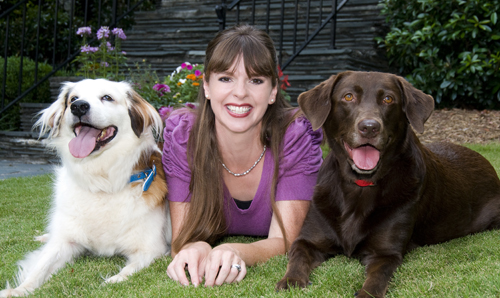 victoria-stilwell-with-two-dogs