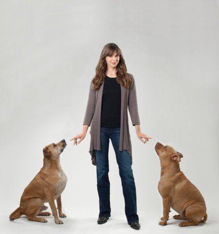 Victoria Stilwell Positive Dog Trainer